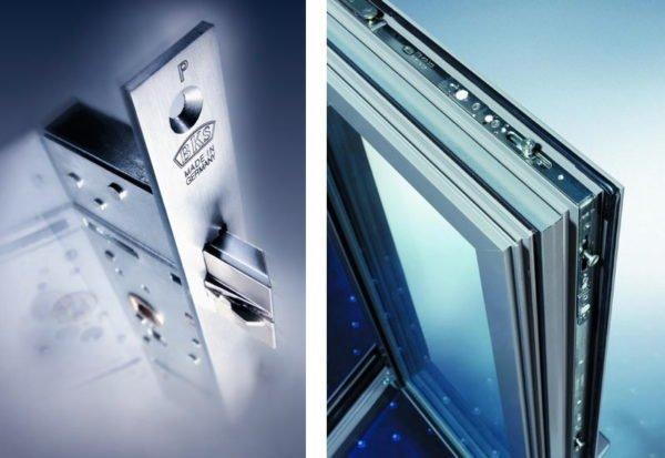 cerraduras - Cerraduras para puertas y ventanas de aluminio